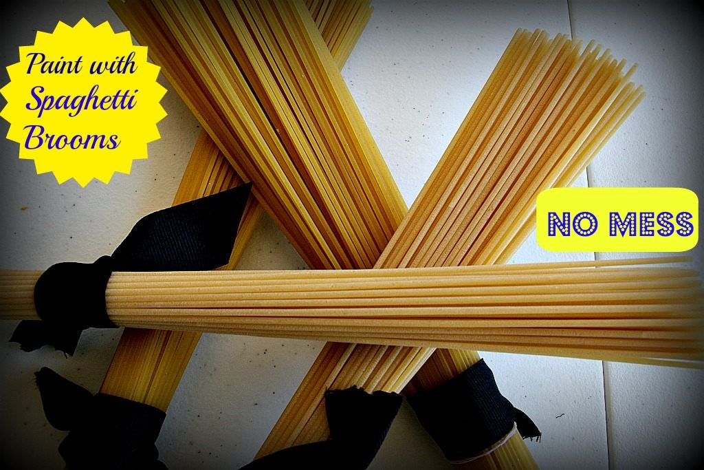 spaghetti brushes