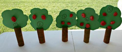 toddler apple tree craft_2