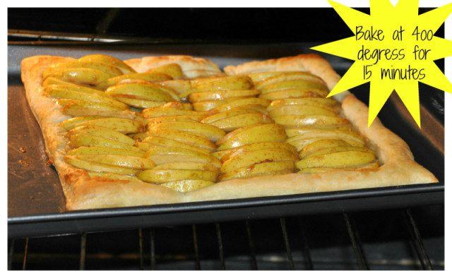 apple tart pie recipe