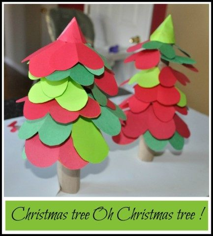christmas activity tree for kids - blogmemom