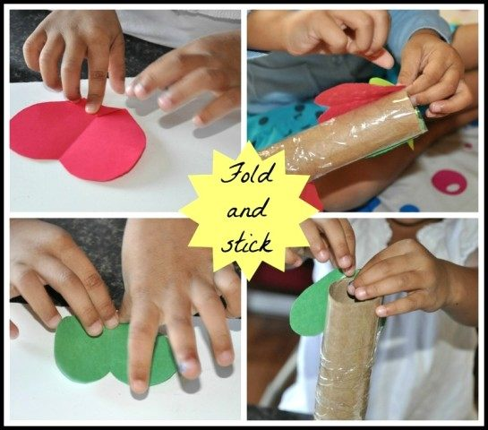 christmas crafts activity for toddlers- blogmemom