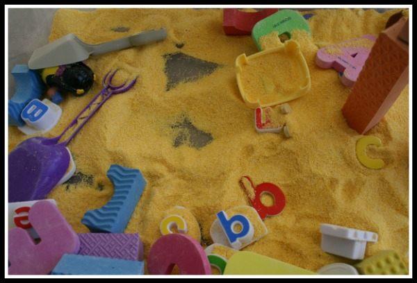 sensory activities for kids
