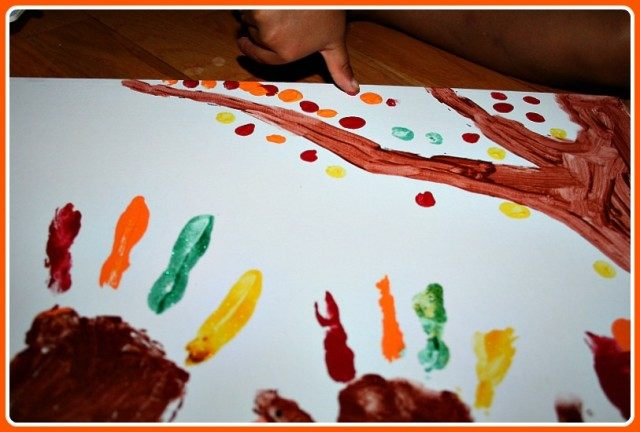thanksgiving art projects for kids