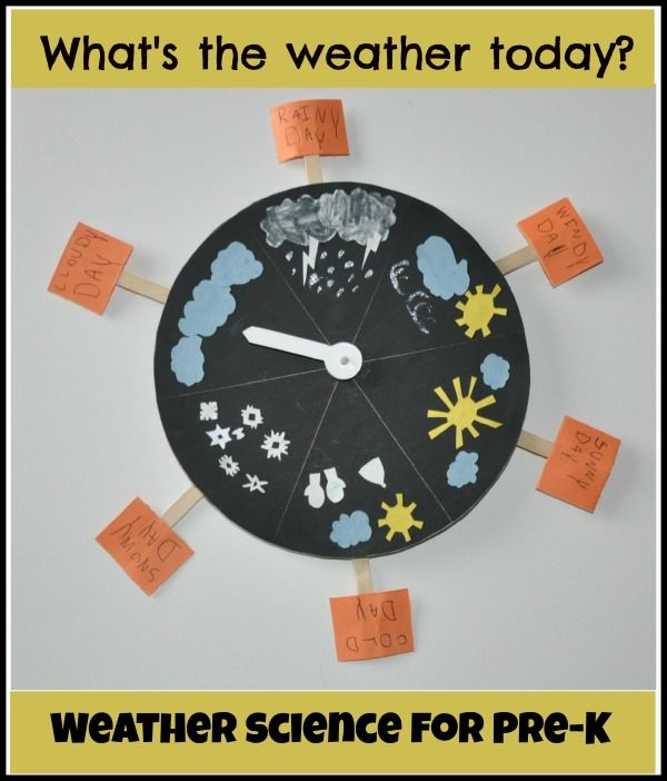 Weather For Kids