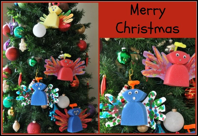 christmas handmade ornaments