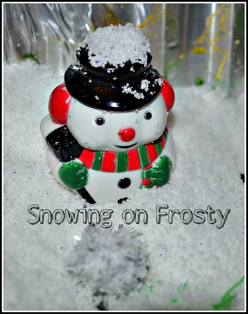 frosty the snowman activites