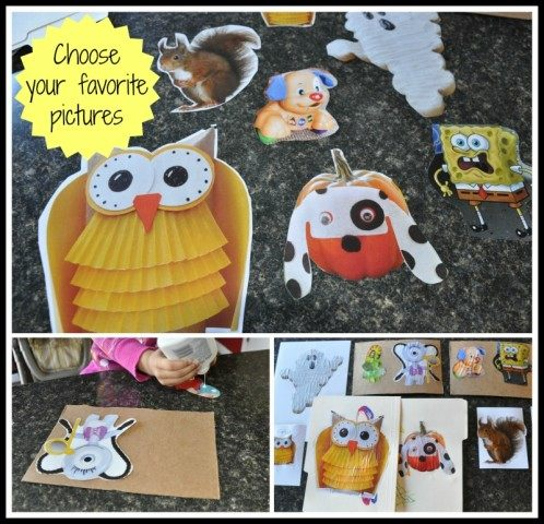 make your own finger puppets-blogmemom