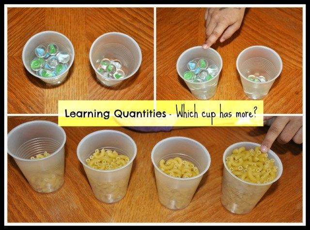Math facts- Quantities
