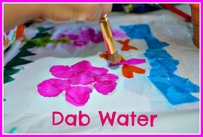 Easy Art Project For Kids Just Add Water Art Fun Littles