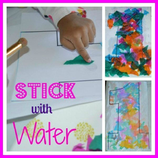 fine motor activities with math