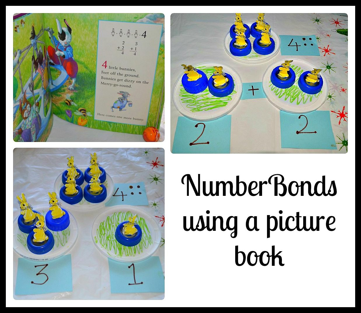 hands on math activity