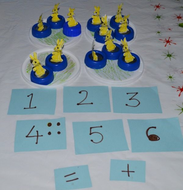 math activity for kids