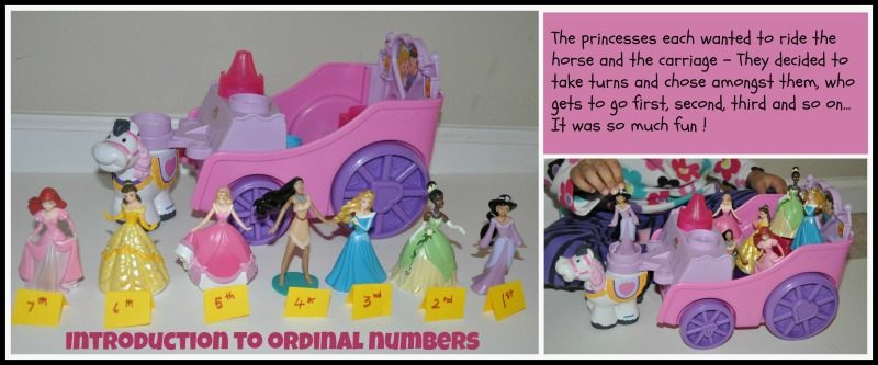 math facts - ordinal numbers