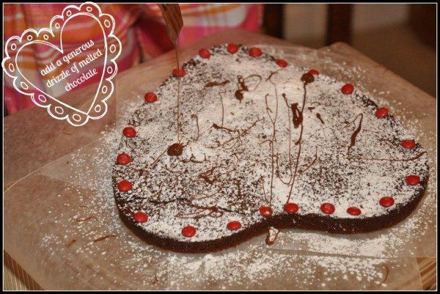 valentines day baking