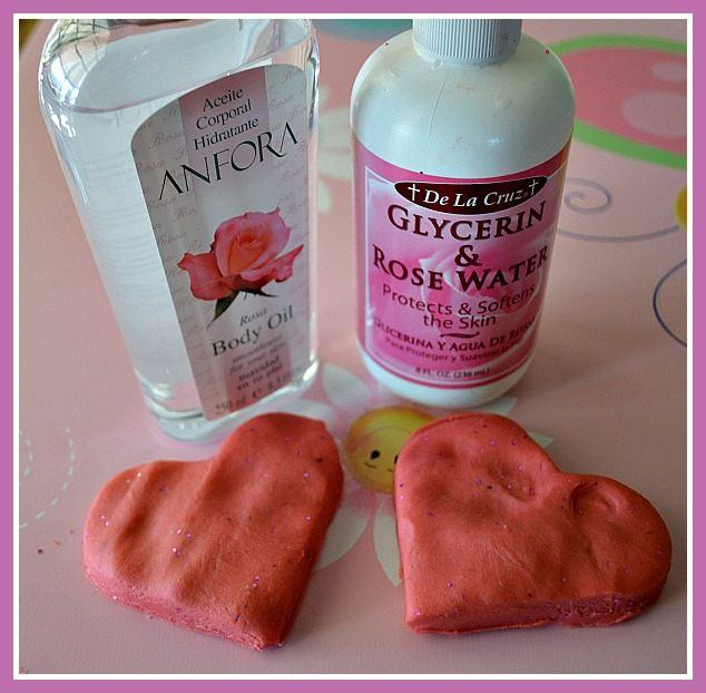 Valentine S Day Activities For Kids Rose Scented Playdough Fun