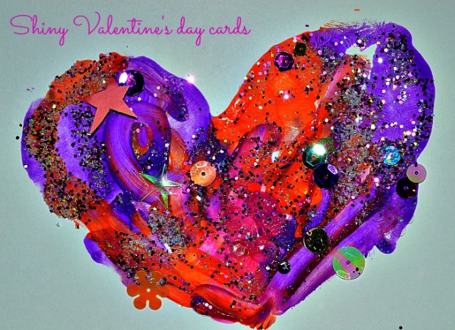 valentine'sday crafts for kids cards