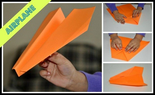 origami-airplane