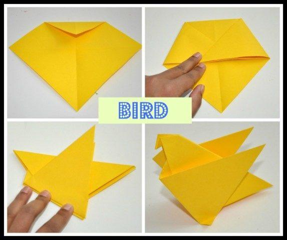 origami - bird