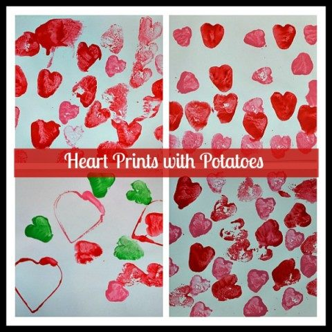 valentines art