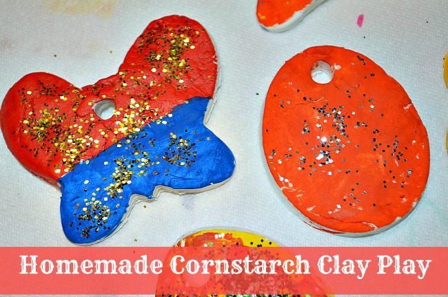 blogmemom colored easter homemade clay ornaments