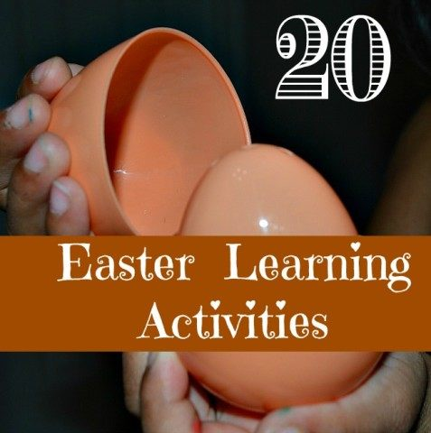 easter activities for learning1