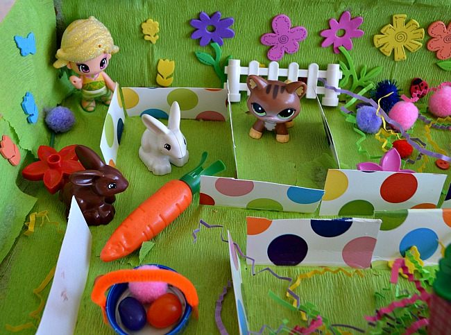 easter activities small world play