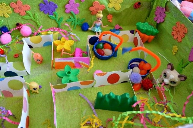 small world for easter