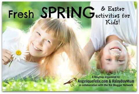 spring and easter activities for kids