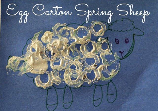 spring art idea