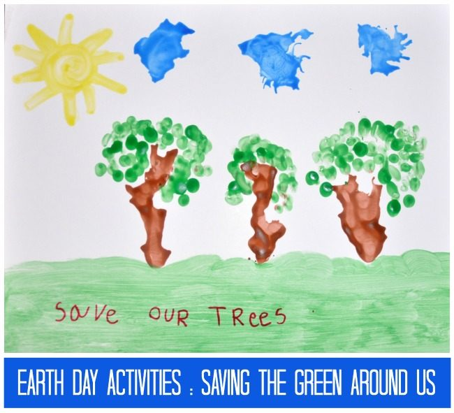 Earth day art