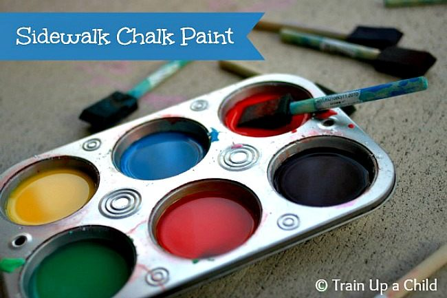 Sidewalk Chalk Paint (1)