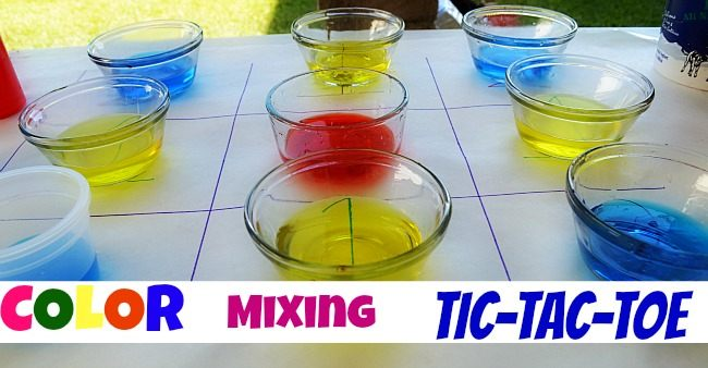 color mixing tictactoe game from blog me mom