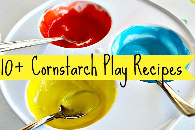 cornstarch recipes