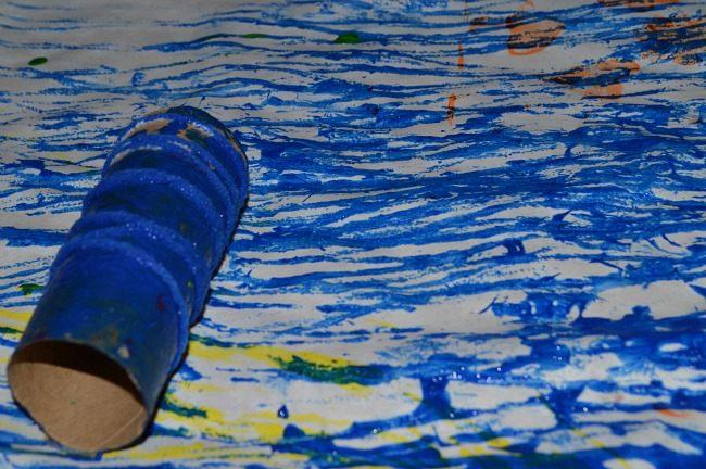 tp roll art activity