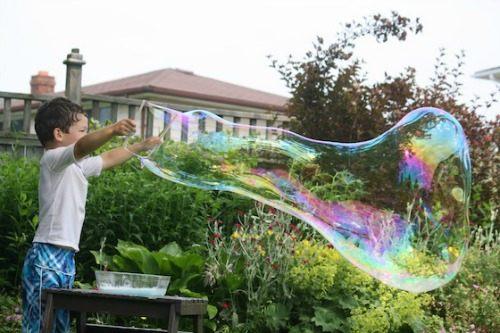 bubbles activities