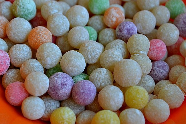 boba pearls uncooked
