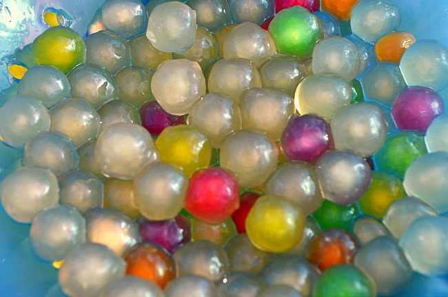 Well Cooked beads