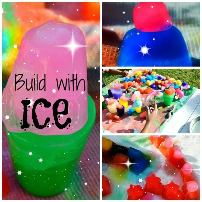 ICE ACTIVITIES FOR KIDS