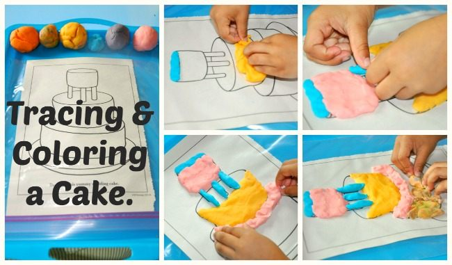 playdough for preschoolers