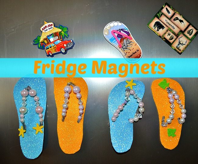 crafts for kids turned as magnets