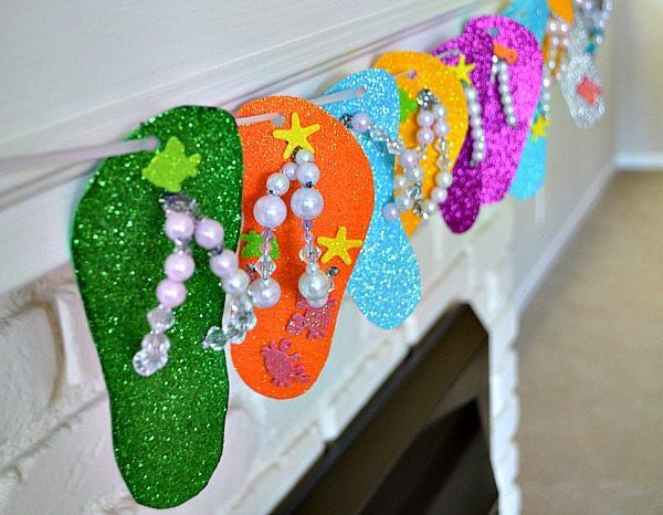 flip flops crafts