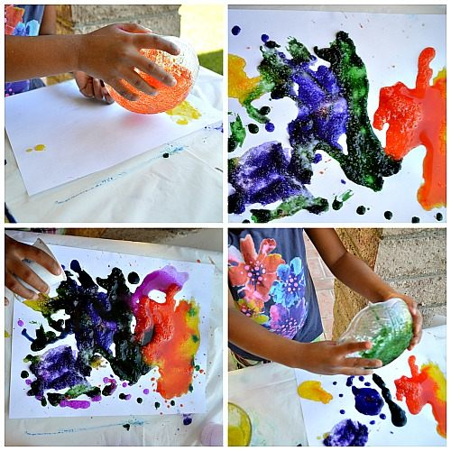 Cool Art Ideas With Paint