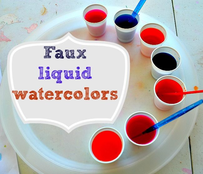 blogmemom water colors