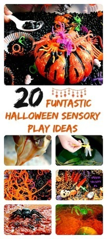 20 super fun halloween sensory play ideas for kids all ages