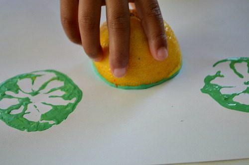lemon stamping