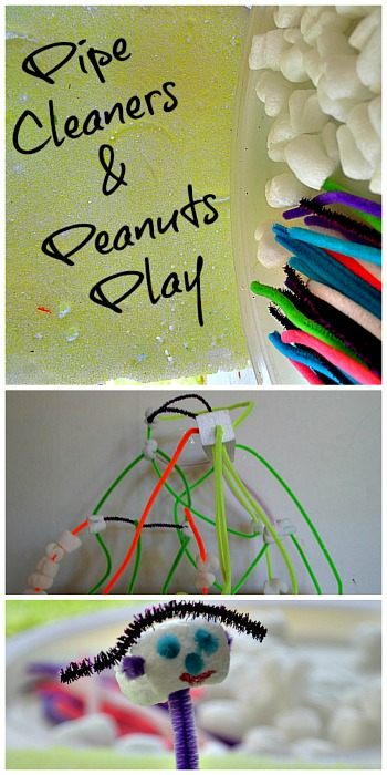 pipecleaners structures