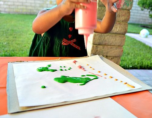 toddler fall tree craft