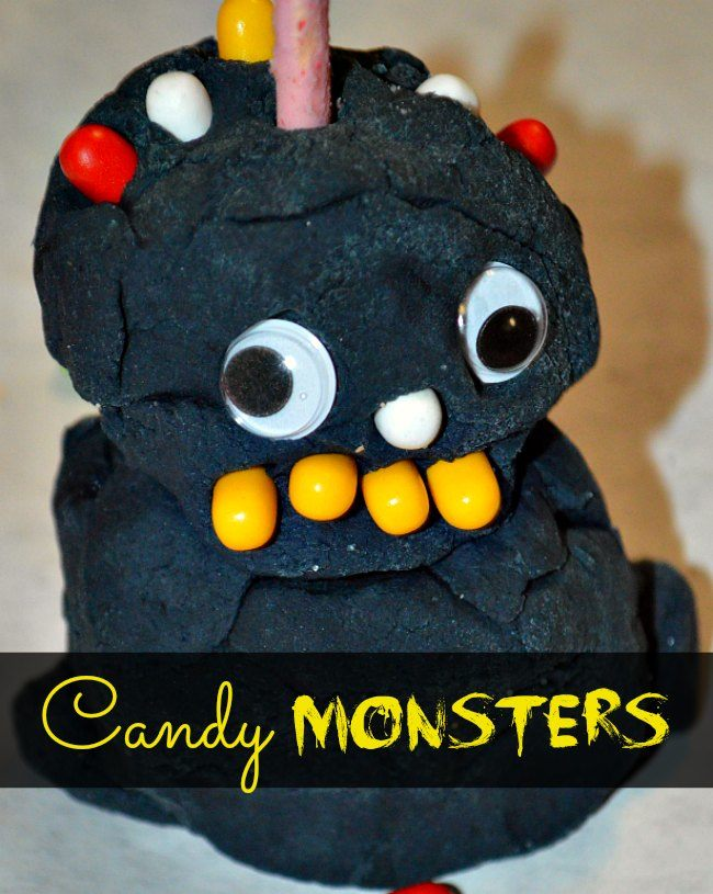 candy activities for kids