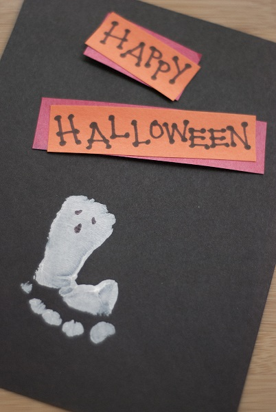 foot print ghosts