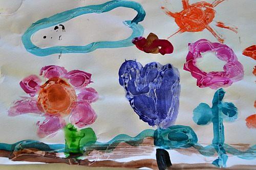 glue kids art